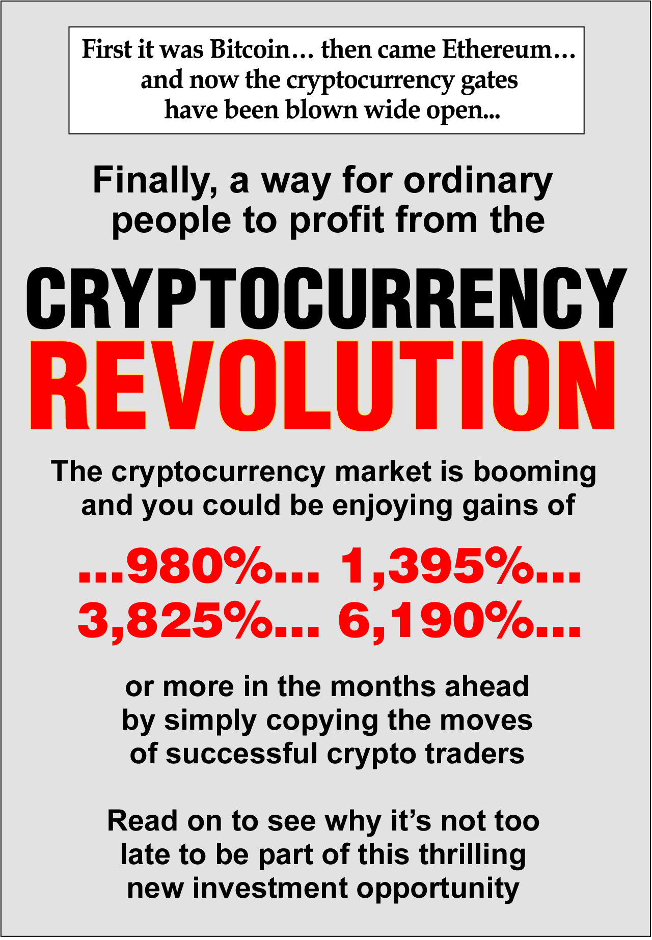cryptocurrency invest vs trading